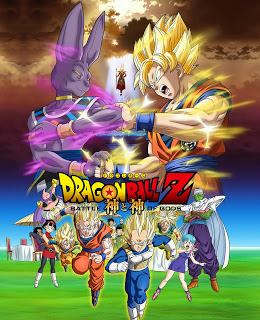 Dragon-Ball-Z-battle-of-gods-(2013) Poster